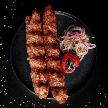 кебаб из говядины из баранины